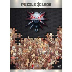 Puzzle The Witcher: Birthday (Good Loot)