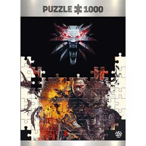 Puzzle Witcher: Monsters (Good Loot)