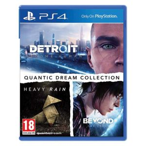 Quantic Dream Collection PS4