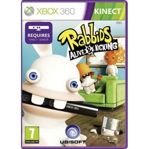 Rabbids: Alive & Kicking XBOX 360