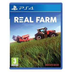 Real Farm CZ PS4