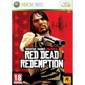 Red Dead Redemption XBOX 360