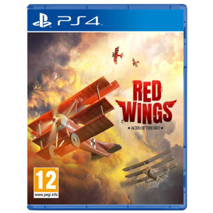 Red Wings: Aces of the Sky PS4