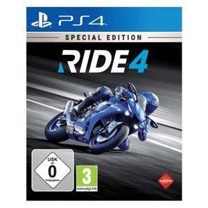 RIDE 4 (Special Edition) PS4
