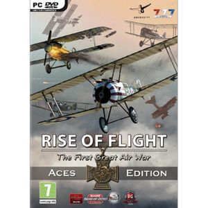 Rise of Flight: The First Great Air War (Aces Edition) PC