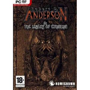 Robert D. Anderson & the Legacy of Cthulhu PC