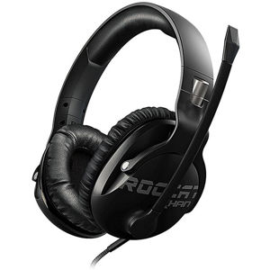 Roccat KHAN PRO - Competitive High Resolution Gaming Headset, black ROC-14-622