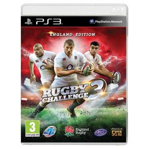 Rugby Challenge 3 (England Edition)  PS3