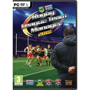 Rugby League Team Manager 2018 PC