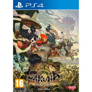 Sakuna: Of Rice and Ruin (Divine Limited Edition) PS4