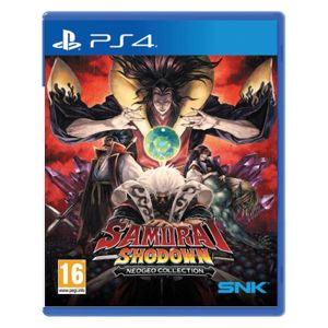Samurai Shodown (NeoGeo Collection) PS4
