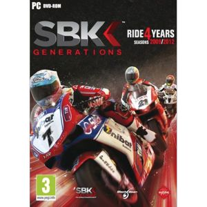 SBK: Generations PC
