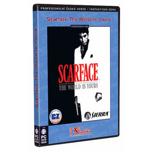 Scarface: The World is Yours CZ PC