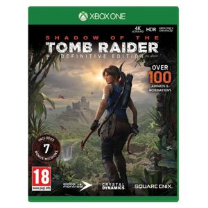 Shadow of the Tomb Raider (Definitive Edition) XBOX ONE