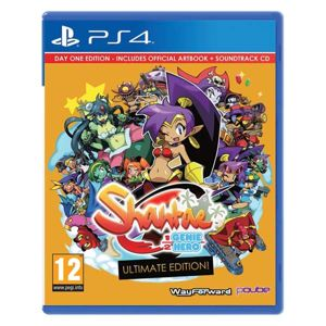 Shantae: Half Genie Hero (Ultimate Edition) PS4