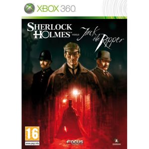 Sherlock Holmes versus Jack the Ripper XBOX 360