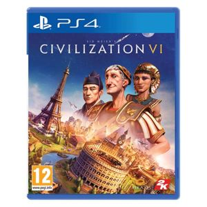 Sid Meier's Civilization 6 PS4