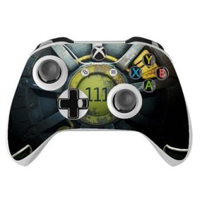 Skin na Xbox One Controller s motívom hry Fallout 4