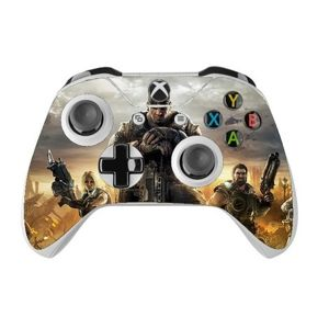 Skin na Xbox One Controller s motívom hry Gears of War 4