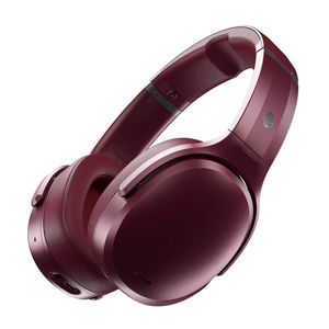 Skullcandy Crusher ANC Wireless Headphones, deep red S6CPW-M685