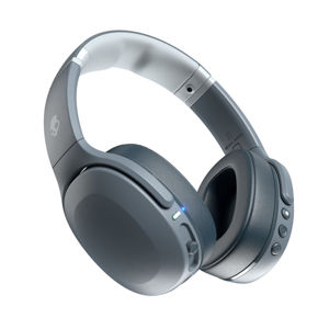 Skullcandy Crusher Evo Sensory Bass Headphones with Personal Sound, chill grey S6EVW-N744