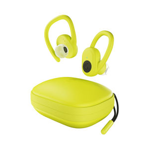 Skullcandy Push Ultra True Wireless Earbuds, electric yellow S2BDW-N746