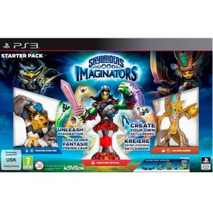 Skylanders Imaginators (Starter Pack) PS3