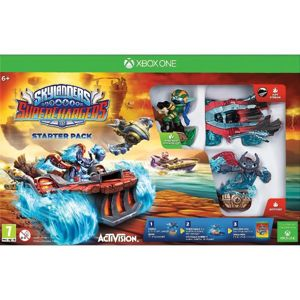 Skylanders SuperChargers (Starter Pack) XBOX ONE