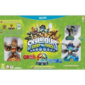 Skylanders: Swap Force (Starter Pack) Wii U