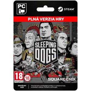 Sleeping Dogs [Steam]