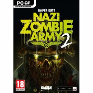 Sniper Elite: Nazi Zombie Army 2 PC  CD-key