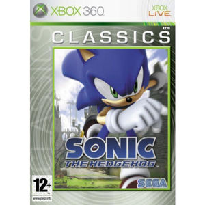 Sonic the Hedgehog XBOX 360