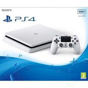 Sony PlayStation 4 Slim 500GB, glacier white CUH-2216A
