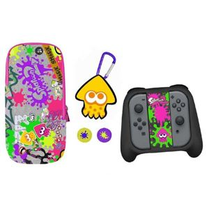 HORI Splatoon 2 Splat Pack for Switch (Deluxe Edition) NSP237
