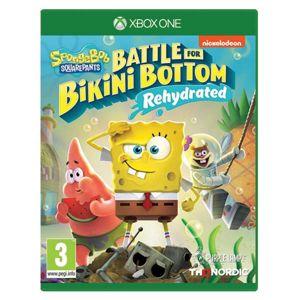 SpongeBob SquarePants: Battle for Bikini Bottom (Rehydrated) XBOX ONE