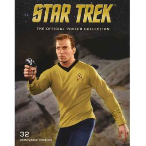 Star Trek: The Poster Collection komiks