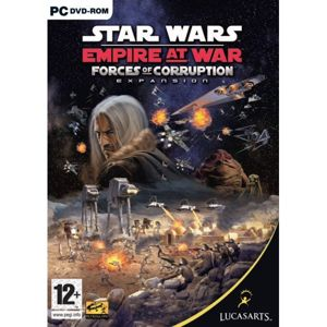 Star Wars Empire at War: Forces of Corruption PC