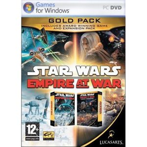 Star Wars: Empire at War (Gold Pack) PC