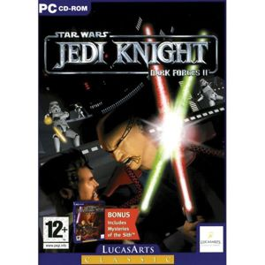 Star Wars Jedi Knight: Dark Forces 2 & Mysteries of the Sith PC