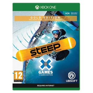 Steep (X Games Gold Edition) XBOX ONE
