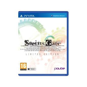 Steins;Gate (Limited Edition) PS Vita