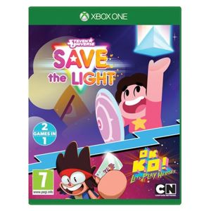 Steven Universe: Save the Light & OK K.O.! Let's Play Heroes XBOX ONE