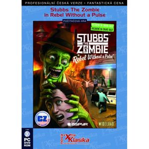 Stubbs the Zombie in Rebel Without a Pulse CZ (Nová eXtra Klasika) PC