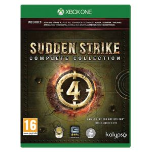 Sudden Strike 4 (Complete Collection) XBOX ONE