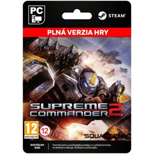 Supreme Commander 2 [Steam]