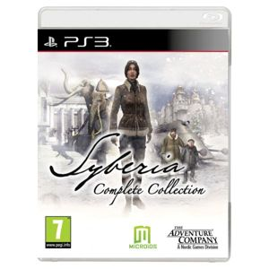 Syberia (Complete Collection) PS3