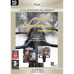 Syberia Zlatá edícia CZ PC