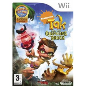 Tak and the Guardian of Gross Wii