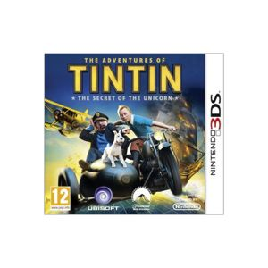 The Adventures of Tintin: The Secret of the Unicorn 3DS