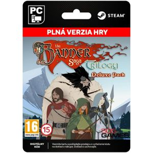 The Banner Saga Trilogy (Deluxe Pack) [Steam]